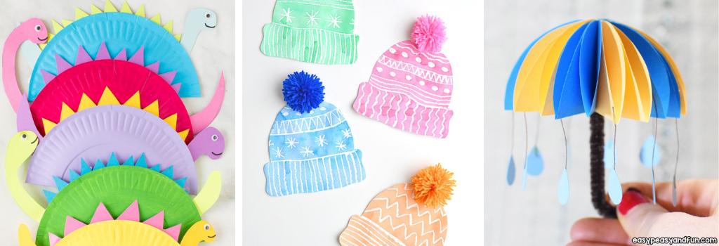 Winter craft activity ideas